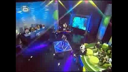14.03.08 - Music Idol 2 - Лазар