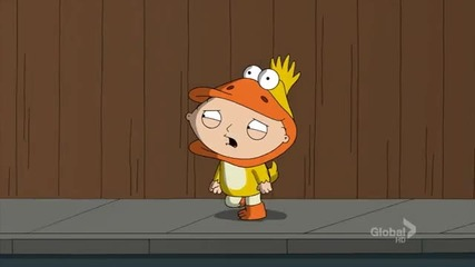Family Guy - Halloween on Spooner Street