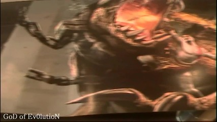 Unboxing God of War Collection Ps3 + footage of The game Hd