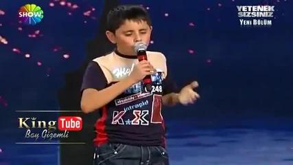 Yetenek Sizsiniz Turkiye - Vedat Kazaz - Arabesk Rap 12 Kas m 2011 - Youtube