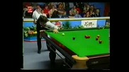 Ronnie Osullivan 61 Break Vs Mark Williams - 96 British Open