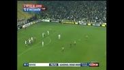 """С два гола в последните 15 минути """"Фенербахче"""" победи """"Лацио"""" - 2-0"""