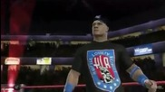 Smackdown vs Raw 2010 John Cena Entrance