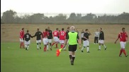 Nike Academy - Take on Forest and triumph