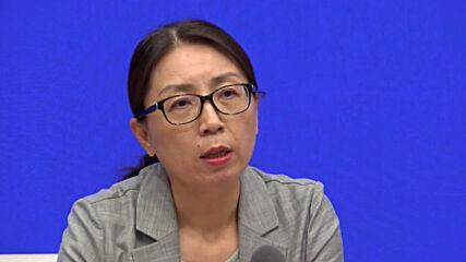 China: COVID-19 testing capacity hits 4.84 million a day - govt spox.