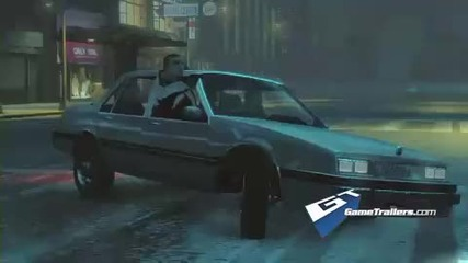 Gta 4 Trailer - Move Up Ladies