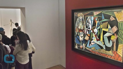 Picasso Painting Sets World Record for Art at Auction $179M