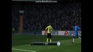 Фифа 11 гол с вратаря Чех