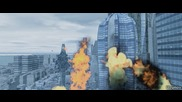 Fire From The Sky - екшън 3D анимация