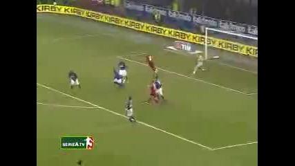 Inter Milan vs As Roma 3 - 1