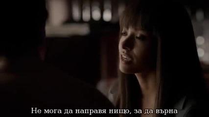 Бг Суб Дневниците на вампира - season 5 episode 4 part 1