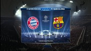 Pro Evolution Soccer 2015 Pc Gameplay { Fc Bayern vs. Fc Barcelona }