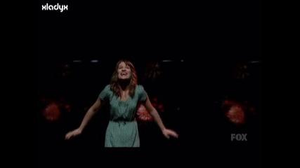 Glee - Firework + Бг Превод