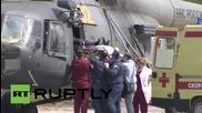 Russia: Aerobatic pilot injured after Aviadarts 2015 crash taken to hospital