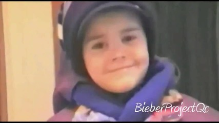 Justin Bieber - Born to be Somebody ( Music video )