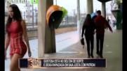 Секси мацка заформя скандали с държанието си на улицата в Бразилия