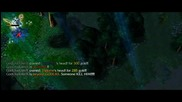 Dota Void Quadruple kill