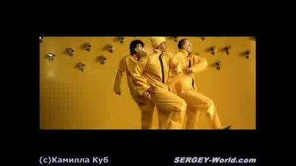 Sergey Lazarev ft. Timati - LazerBoy (Official video clip)