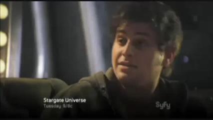 Stargate Universe - 2x09 - Visitation Promo Trailer