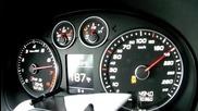 Ауди Rs 3 ускорение 0-271 км/ч