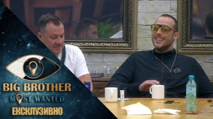 Игра ''Познай парчето'' - Big Brother: Most Wanted 2018