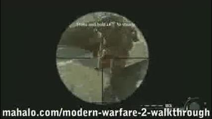 Call of Duty:modern Warfare 2 walkthrough 6