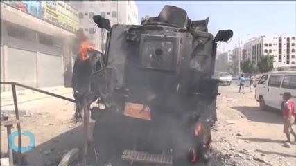 Saudi-led Airstrikes Hit Rebel Stronghold