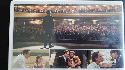 Българското Dvd издание на Стив Джобс (2015) А+филмс 2016