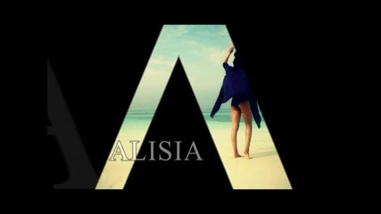 Н О В О !!! Алисия - Mr. грешен (official Song Music) 2013