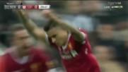 Нюкасъл Юнайтед - Ливърпул 1:1 01.10.2017 Всички Голове