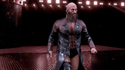Tommaso Ciampa WWE 2K20 entrance