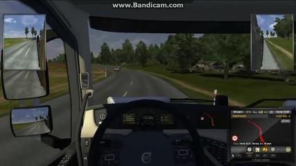 """""""на път със Volvo Fh12 750"""""""