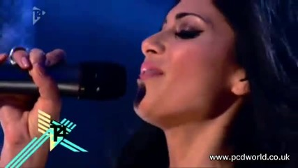 Nicole Scherzinger - Dont Hold Your Breath (t4 - 13th March 2011)