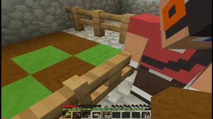 Minecraft Jungle Island с Co0per #7