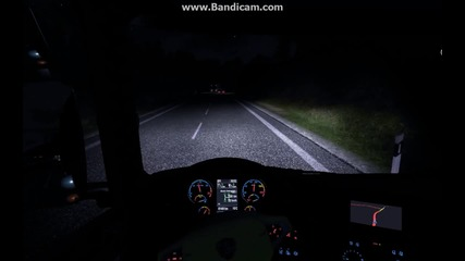 Eurotrucks2 - Scania - interior