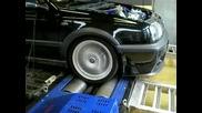 Vw Golf Gti 16v Turbo Quattro Uniflexmotorsport 414,2 Awhp