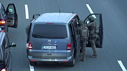 Germany: Bavaria highway closes amid suspected bus hostage situation