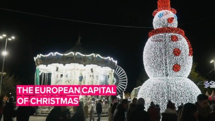 The European Capital of Christmas: Torrejon de Ardoz