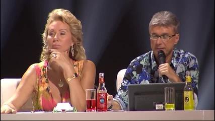Aleksandar Temelkov - Ko ce da te voli kao ja - (Live) - ZG 2014 15 - 20.09.2014. EM 1.