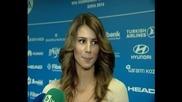 ВИДЕО: Пиронкова очаква Турнира на Шампионките в добро настроение