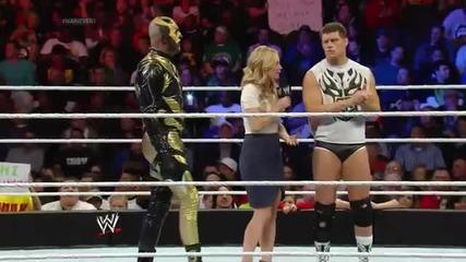 Alberto Del Rio vs Goldust - Wwe Main Event - 29/4/14