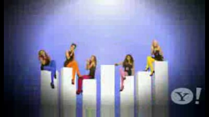 The Saturdays - Up *hq* (official Video)