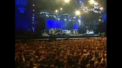 Metallica - Master Of Puppets Rock am ring 2003 Hq perfect sound
