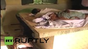 India: Crane collapses in storm, kills at least seven *GRAPHIC*