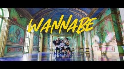 [превод] Itzy - Wannabe