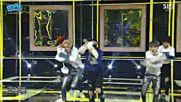 161.0612-7 Exo - Lucky One, Sbs Inkigayo E868 (120616)