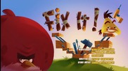 Angry Birds Toons - s03e08 - Fix It!