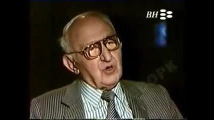 Toдор Живков за Външния дълг и заплахите от Луканов 1997