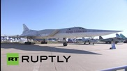 Russia: Tupolev showcase legendary strategic bombers at MAKS-2015
