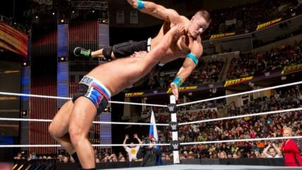 Русев срещу Джон Сина -  2015 WWE
